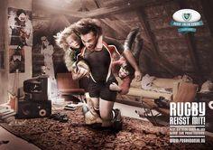 Rugby Donau Wien: Grabs you, 3