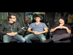 Blue Man Group Without Makeup - YouTube