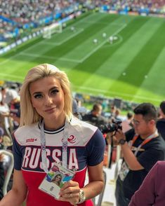 c1ec4e29 Soccer Fans, Football Fans, Hot Fan, Russia World Cup, Football  Cheerleaders,