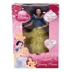 Disney Princes Snow White Glowing Princess Colour Changing Doll
