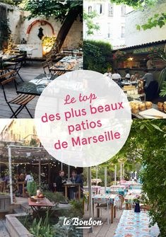 #patio #marseille #jardin #lebonbon #marseille #spot