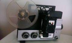 Vintage Movie Projector in full working order.