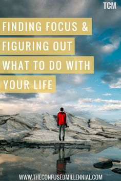 How can millennials find focus and figure out what to do with their lives even when they do not have a clue? Is this the start of a quarter life crisis? How to find your purpose - The confused millennial