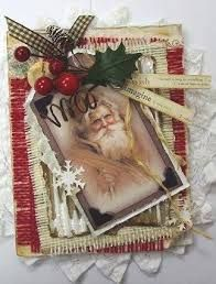 Image result for kaisercraft st nicholas collection scrapbook paper