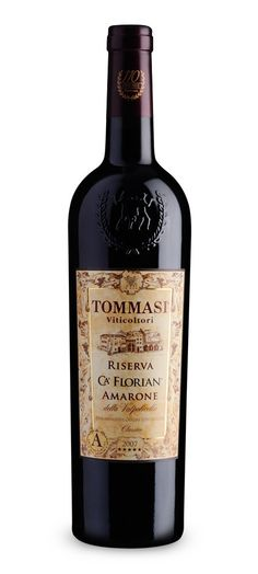 Tommasi Winery (Verona - Italy, IT) - Wines, Reviews, and History