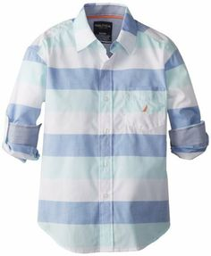 Industries Needs — Apparel & Accessories Boys – Button-Down Shirts