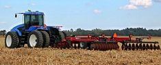 Growth of Agricultural Equipment Market Rising Demand of High Crop Yield is Projected in near future, According to Research Nester