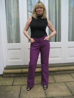 Eugenia's (fabulous) world of fashion: Finished jeans ... and some tips!