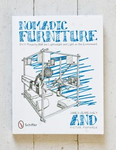Nomadic Furniture~ as much as I've moved in my life, this is what I need. :)