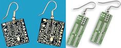 10 most beautiful eco friendly jewelry items - Green Diary - A comprehensive guide to sustainable hacks, green tips, and eco suggestions Green Tips, Eco Friendly Fashion, Diy Accessories, Vintage Jewelry, Recycling, Fashion Jewelry, Jewelry Making, Electronic Parts, Drop Earrings