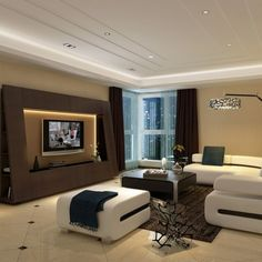 fernsehschränke beleuchtung indirekt wohnzimmer sessel