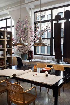 TG interiors: Classic Black and white Decor.