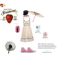una vuelta por el parque #dress #pink #misslunasylunares #nice #cool #new #folk #shabbychic #vintage #mystyle