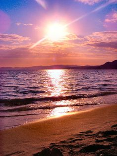 Basking in the Bliss! My toes on Pefkos beach ~ Rhodes, Greece <3
