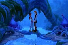 Kaylee and Garrett: Quest for Camelot... This is one of my favorite parts of the movie
