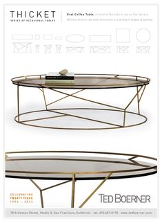 Beautiful iron and glass table. A bit retro. All classy.