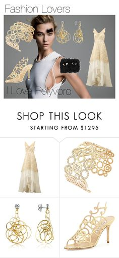 """Untitled #1731"" by pampire ❤ liked on Polyvore featuring mode, Notte by Marchesa, Orlando Orlandini en Joanna Pybus"