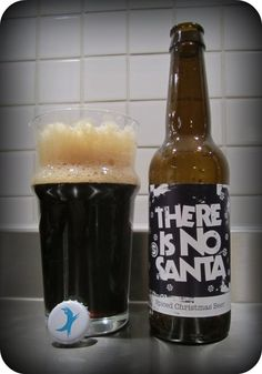 BrewDog - There Is No Santa 4,7% pullo