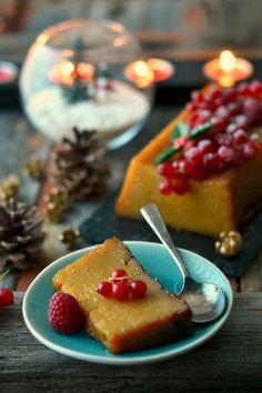 Sweet Gula: Pudim de Azeite e Mel