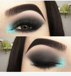 121 gorgeous eye makeup looks for green eyes – Maquillage des Yeux Makeup Looks For Green Eyes, Makeup Eye Looks, Smokey Eye Makeup, Skin Makeup, Eyeshadow Makeup, Winged Eyeliner, Smoky Eye, Orange Eyeshadow, Makeup Goals