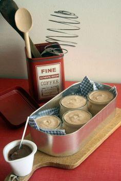 Mousse à la crème de marrons (ou les petits pots de Maronsui's® faits maison !!!) belettecuisine