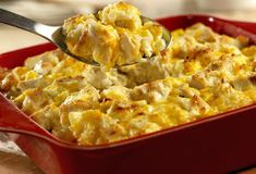 The Cheddar Chicken Salad Casserole is an easy but delicious hot chicken salad. This unique chicken casserole is an intoxicating blend of chicken and rice combined with hard-boiled eggs and Cheddar cheese.