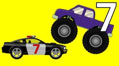 Monster Trucks Teaching Children Numbers and Crushing Cars Watch our monster trucks for children videos and learn! Our kids cartoons of monster trucks teach . Monster Truck Videos, Monster Trucks, Kids Fun, Our Kids, Truck Videos For Kids, Color Shapes, Educational Videos, Cartoon Kids, Letters And Numbers