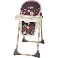 Baby Trend Sit-Right High Chair, Camille