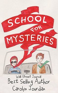 The School for Mysteries: A Cozy Paranormal Adventure by Carolyn Jourdan, http://www.amazon.com/dp/B00K0VPMTI/ref=cm_sw_r_pi_dp_jvWWtb1DC6ERR