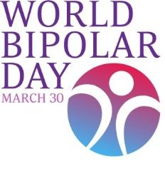 World Bipolar Day - When we are aware of our challenges, we are better equipped to manage them and turn them into strengths!