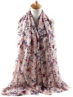 GERINLY Elegant Floral Print Scarf for Women Spring Shwal Wrap (Light Pink) GERINLY http://www.amazon.com/dp/B01AHHW62K/ref=cm_sw_r_pi_dp_WLXOwb1Y4EE1Q