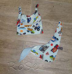 Mützen - Set Knotenmütze/Beanie und Halstuch nach Wunsch - ein Designerstück von ro-se bei DaWanda