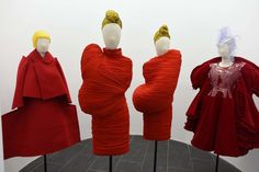 Rei Kawakubo, the Nearly Silent Oracle of Fashion - The New York Times