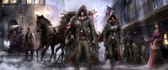 Assassin's creed syndicate wallpapres