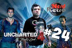 UNCHARTED 4 - Capítulo 21: Guardião do Irmão - Gameplay em Português PT-...