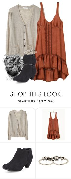 """""""Allison Argent Inspired Outfit"""" by travelerofthenight ❤ liked on Polyvore featuring Étoile Isabel Marant, Free People, Dorothy Perkins and Jessica Elliot"""