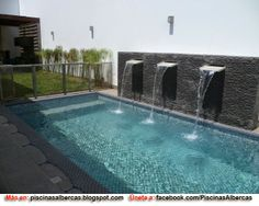 1000 images about jardin on pinterest pools swimming for Jacuzzi exterior enterrado