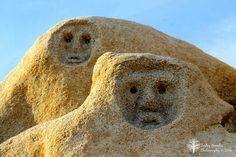 Rock Faces | Lesley Greenlee Photography
