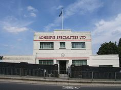 Adhesive Specialities - Ladywell