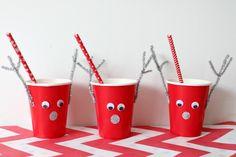 Pop Roc Parties Blog   Reindeer Cups