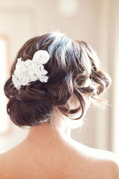 Veil is a must for all brides and including a headpiece is a popular way to adorn your veil. Glittering crystal headbands, tiaras, clips and combs always are gorgeous accents for your wedding look. You can choose one of them depending on your hairstyle. There is something for all types of bridal hairstyles from twisted […]
