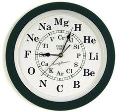 Element Clock love this!!!!!!!