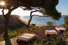 Sundeck at Porto Bay Falesia, Albufeira, Algarve, Portugal (Mar 2012) by Bart Lapers @fotograaf