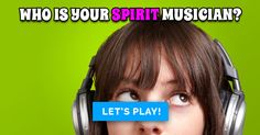 Fun personality tests and entertainment quizzes for all the family. Fun Personality Quizzes, Lets Play, Spirit, Entertaining, Let It Be, Funny