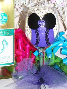 bacherlorette <3 in purple.    www.artworkbykimtyson.etsy.com
