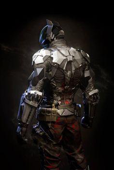 The Arkham Knight. (via (1) Batman Arkham)