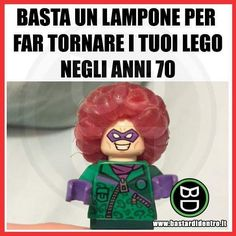 Basta poco Seguici su youtube/bastardidentro #bastardidentro #lego #lampone www.bastardidentro.it