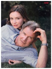 Brand New Ford - Kids & Family Life, Calista Flockhart, Harrison Ford : People.com