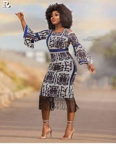 The complete collection of Exotic Ankara Gown Styles for beautiful ladies in Nigeria. These are the ideal ankara gowns African Fashion Designers, African Print Fashion, Africa Fashion, African Inspired Fashion, African Print Dresses, African Fashion Dresses, African Dress, African Prints, Ankara Fashion