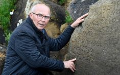 old rock inscription mystery prompts competition Cherokee Language, Trail Of Tears, Rosetta Stone, Old Rock, French Revolution, European History, Riddles, Historian, Year Old